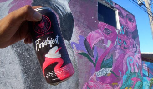 Art and Craft Beer in Wynwood Miami