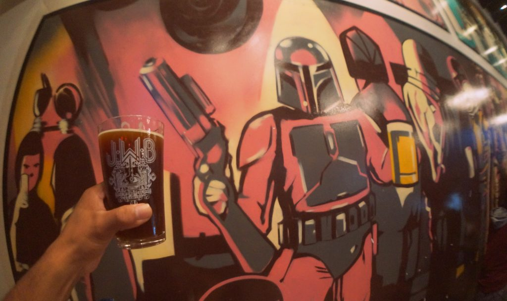 Star Wars Inspired Beer at J Wakefield Brewing in Miami