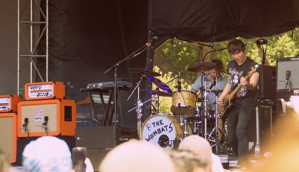 The Wombats at Lollapalooza