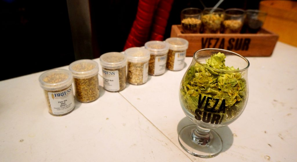 Veza Sur Brewing Company; Hops, History and Heritage
